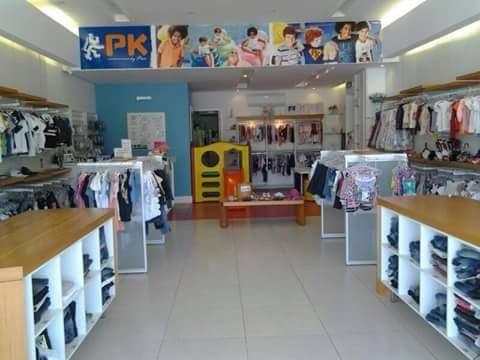 Mobiliário completo loja