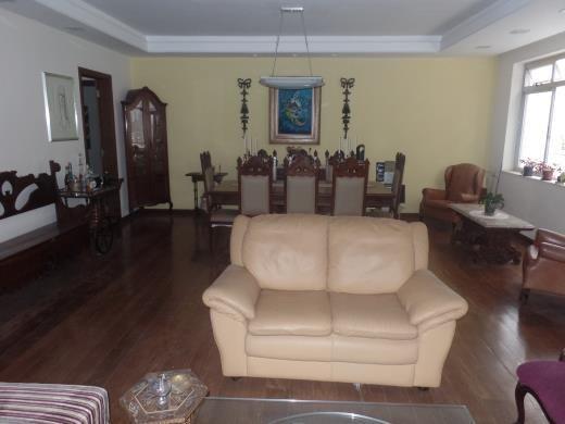 Apartamento à venda com 4 dormitórios em Funcionarios, Belo horizonte cod:16100 - Foto 2