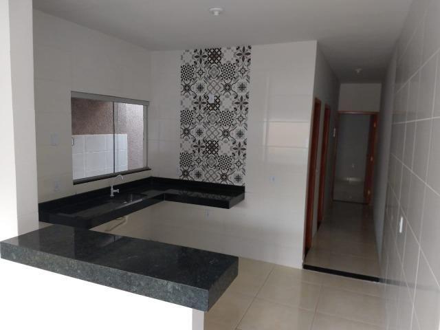 Casa no Tremendão com 2Q com suite Programa Minha Casa Minha Vida 150.0000,00