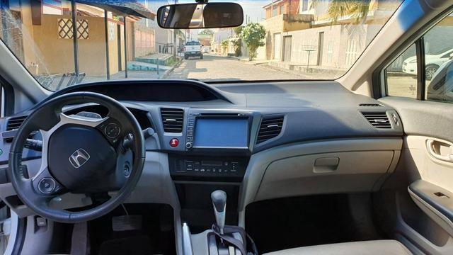 Já é o menor preço - Honda Civic LXR 2.0 flex automático 2015 - Foto 10