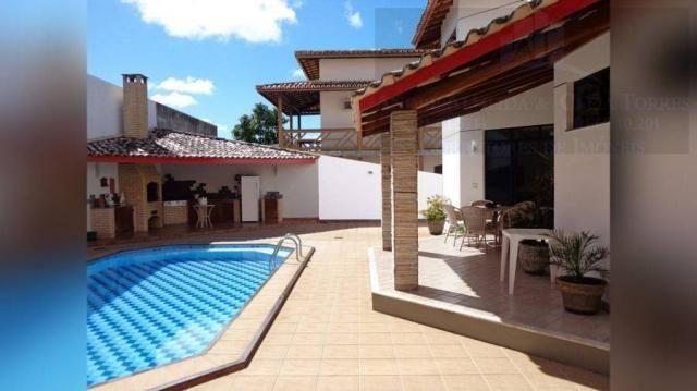 Casa em condomínio para venda em salvador, itaigara, 5 dormitórios, 3 suítes, 5 banheiros,
