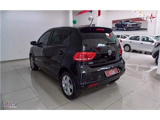 Volkswagen Fox 1.6 2018 - Foto 6