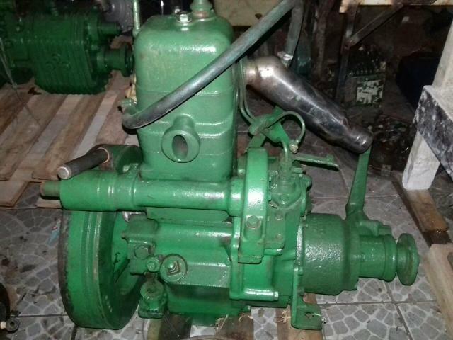 Motores diesel marítimos revisados e com nota fiscal e garantia - Foto 6