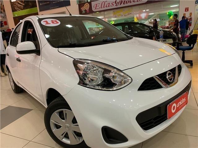 Nissan March 2018 1.0 Completo Km lindaa, 32 mil km, :) Transferencia Gratis - Foto 3