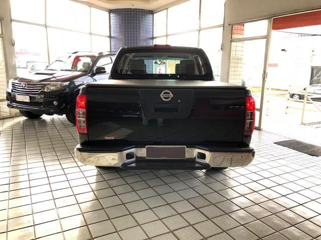 Nissan Frontier S CD_2.5TDI_1DonO_88MKM_ExtrANovA_LacradAOriginaL_Placa A_ - Foto 3