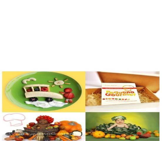 Livro Pequeno Gourmet - Foto 2