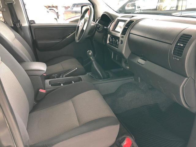 Nissan Frontier S CD_2.5TDI_1DonO_88MKM_ExtrANovA_LacradAOriginaL_Placa A_ - Foto 10