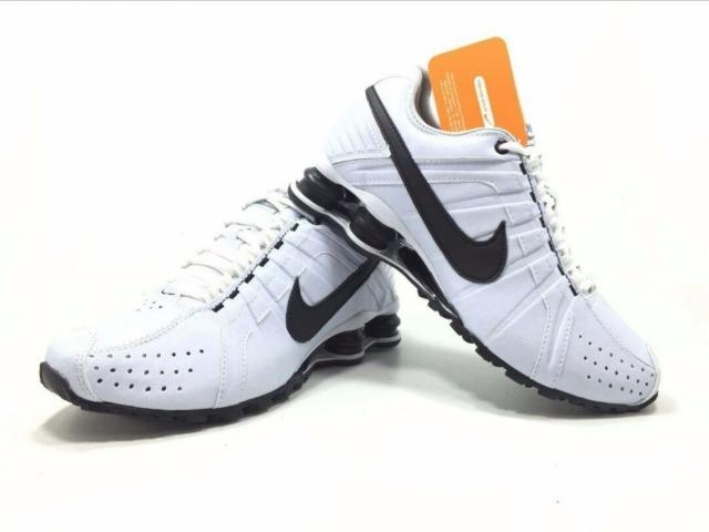 c09e584243962 Tênis Nike Shox Júnior 4 Molas Masculino 189 - Roupas e calçados ...