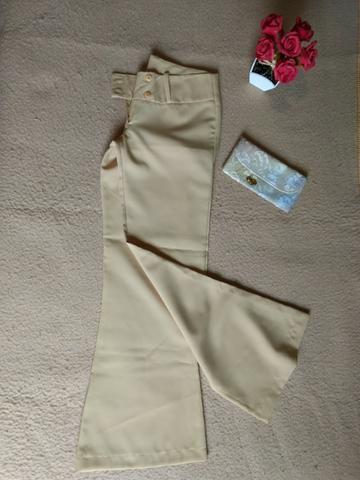 8ed31d6c79 Calça social mostarda - Roupas e calçados - Ayrosa