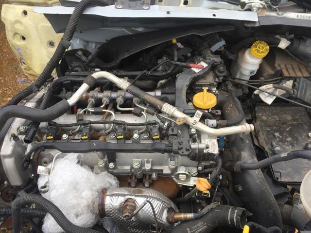 Sucata Fiat Toro 4x4 Diesel 2017 - Foto 5