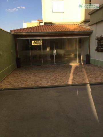 Apartamento com 3 dormitórios à venda, 60 m² por r$ 330.000 - parque bandeirante - santo a - Foto 19