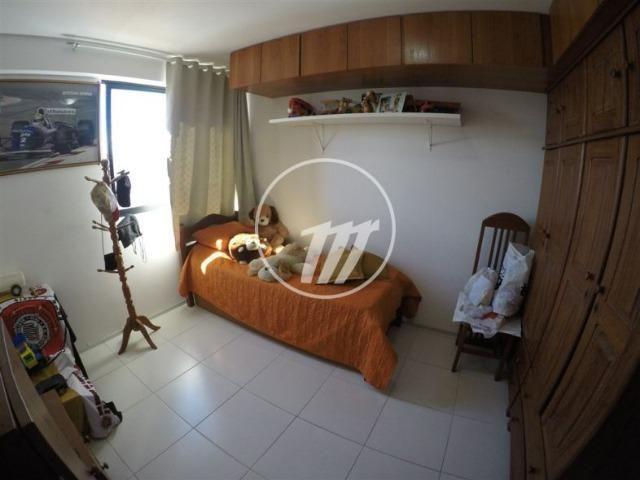 Apartamento com 87 m², 3/4 (sendo 01 suíte e 01 reversível), na Ponta Verde. REF: C4114 - Foto 4