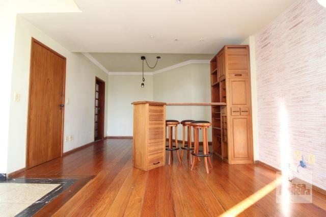 Apartamento à venda com 3 dormitórios em Buritis, Belo horizonte cod:249299