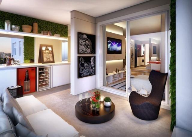 Apartamento à venda com 1 dormitórios em Pinheiros, São paulo cod:3-IM56005 - Foto 2