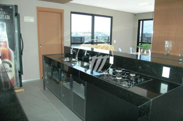Apartamento com 87 m², 3/4 (sendo 01 suíte e 01 reversível), na Ponta Verde. REF: C4114 - Foto 11