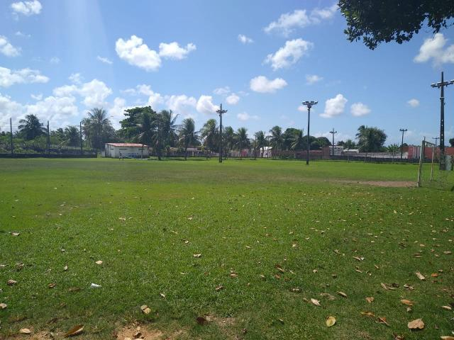Terreno de 12.592m2 prox BR-406, RN, com casa, piscina e campos de futebol - Foto 6