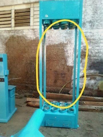 Cabine de pintura eletrostática - Foto 3