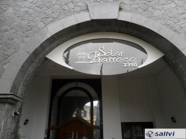 Apartamento para alugar com 1 dormitórios em Centro, Curitiba cod:03009.001 - Foto 3