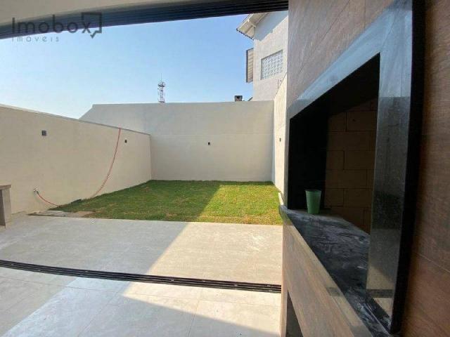 Sobrado NOVO na Vila Yolanda 1 suíte + 2 quartos - Foto 7