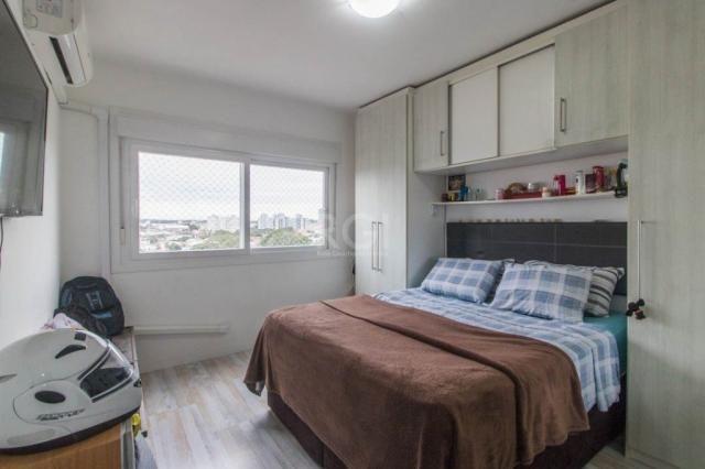 Apartamento à venda com 2 dormitórios em São sebastião, Porto alegre cod:EL56356639 - Foto 5