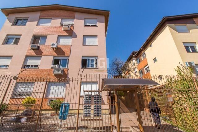 Apartamento à venda com 1 dormitórios em Jardim do salso, Porto alegre cod:EL56353327 - Foto 14