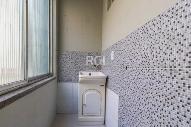 Apartamento à venda com 3 dormitórios em São sebastião, Porto alegre cod:EL56355597 - Foto 15