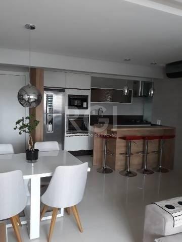 Apartamento à venda com 3 dormitórios em São sebastião, Porto alegre cod:EL56356485 - Foto 3