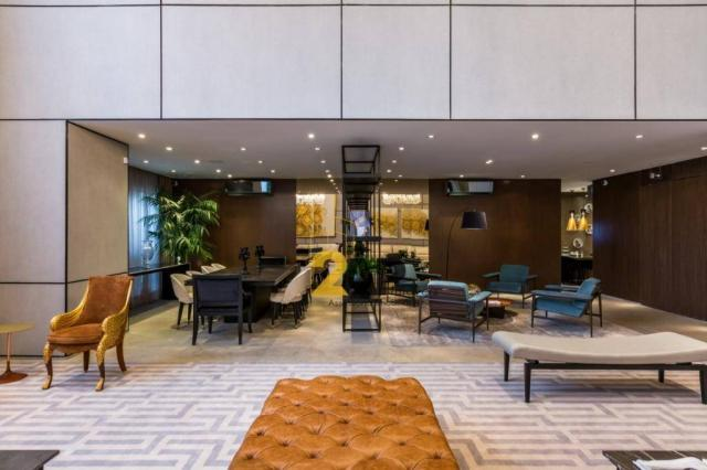 Apartamento à venda, 275 m² por R$ 8.649.989,04 - Vila Olímpia - São Paulo/SP - Foto 3
