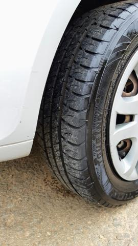 Ford Fiesta Sedan 1.6 2012/12 Prata Completo - Foto 15