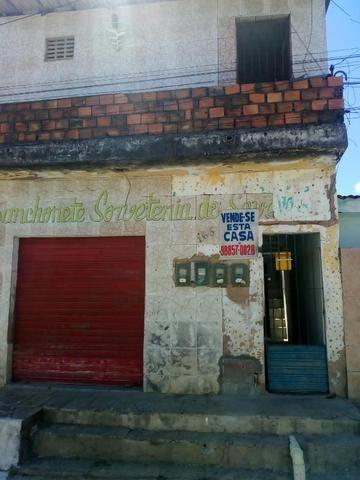 Vende se 4 casas no jacintinho próximo 96 FM shopping Maceió TV ponta verde