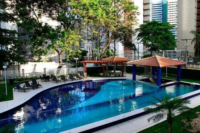 (ELI46095) Apartamento Duplex no Cocó 165m², 3 Suites, Todo Projetado, 3 Vagas - Foto 8