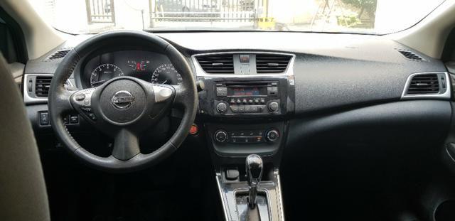 Sentra S 2.0L - Completo Automático - GNV 16m3 - IPVA 2020 - 60x S/Entrada - Score Baixo - Foto 6