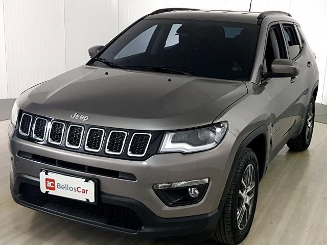 Jeep COMPASS SPORT 2.0 4x2 Flex 16V Aut. - Cinza - 2019