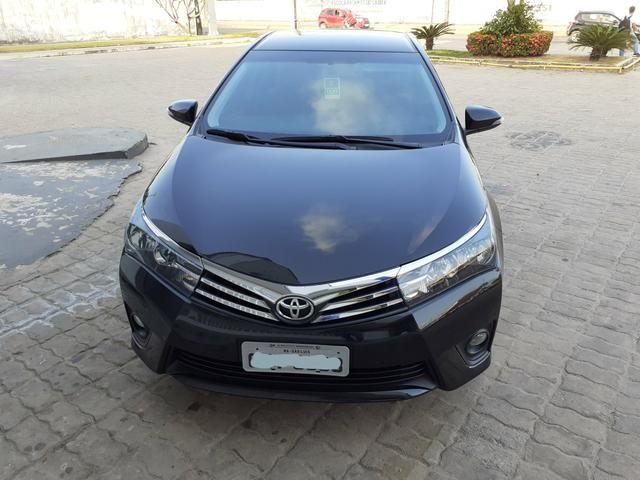 Passo Toyota Corolla Xei 2.0