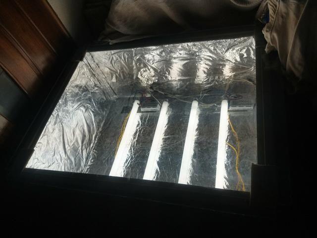 Máquina De Silk Cilíndrica e Mesa de Revelação - Foto 4