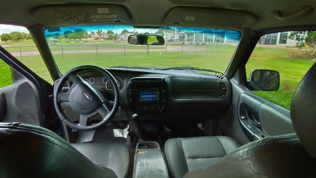Ford Ranger 2007 Limited 4x4 Turbo Diesel 3.0 - Foto 3