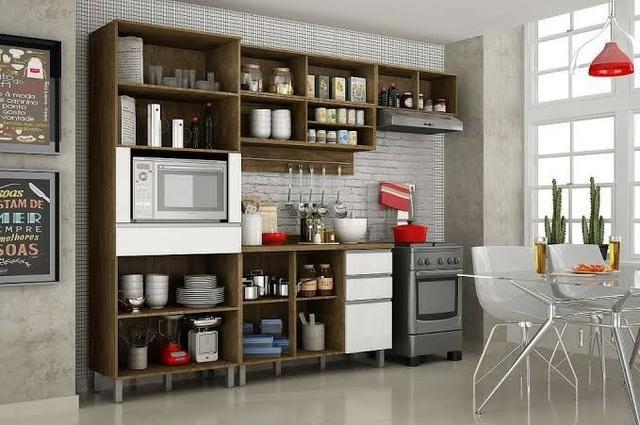 Cozinha Turquesa Completa (2.80 de largura)(TM) - Foto 2