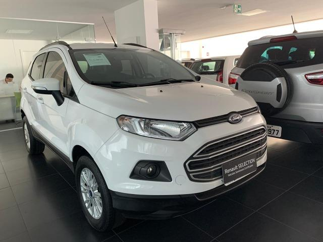 Ford Ecosport SE 1.6 Powershift 2017 - Renovel Veiculos