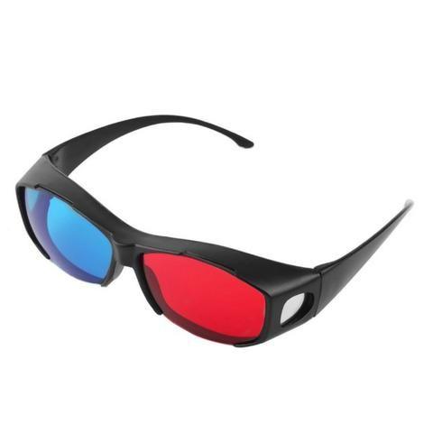 Óculos 3D Universal Azul e Vermelho Nvidia Vision - Realengo - Foto 4
