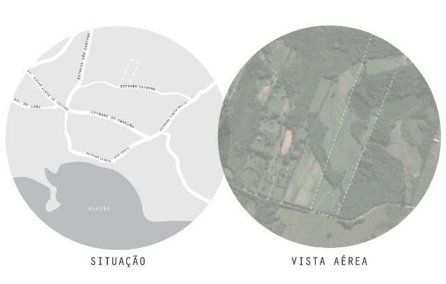 Terreno Lami 1.000m2 -Sítio - Estrada Extrema - Zona Sul de Porto Alegre - Caminhos Rurais - Foto 5