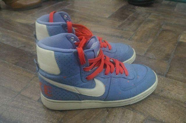 Tênis Nike lilás - Foto 3