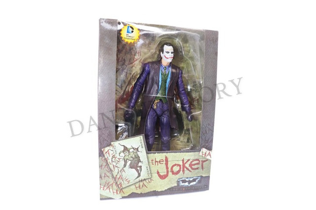 Boneco Coringa Joker Colecionável - Foto 3