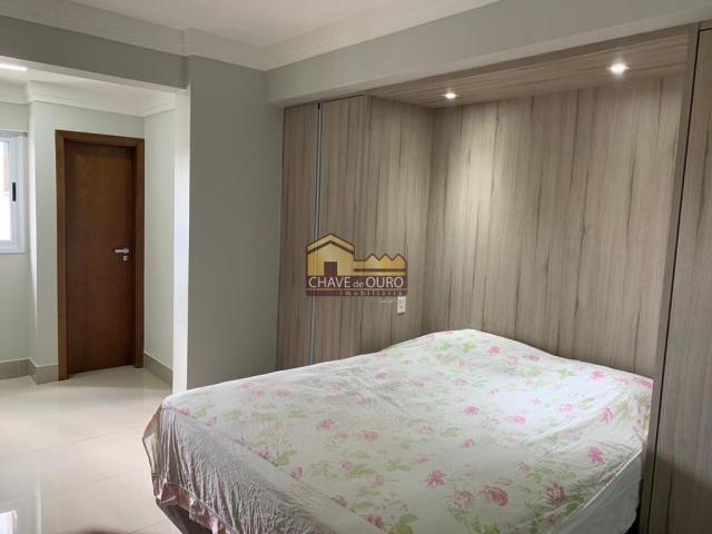Apartamento à venda, 4 quartos, 2 vagas, Santa Maria - Uberaba/MG - Foto 17