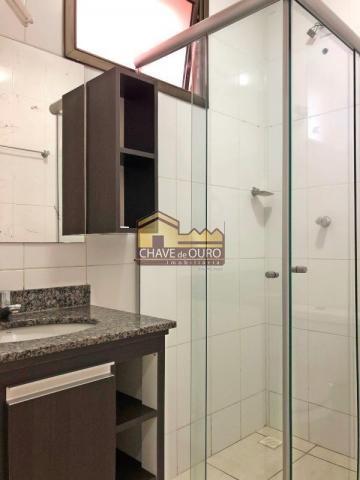 Apartamento à venda, 3 quartos, 1 vaga, Parque do Mirante - Uberaba/MG - Foto 13
