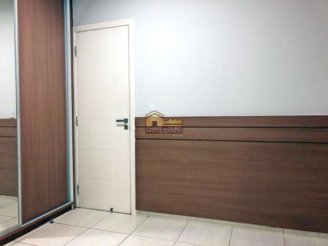 Apartamento à venda, 3 quartos, 1 vaga, Parque do Mirante - Uberaba/MG - Foto 10