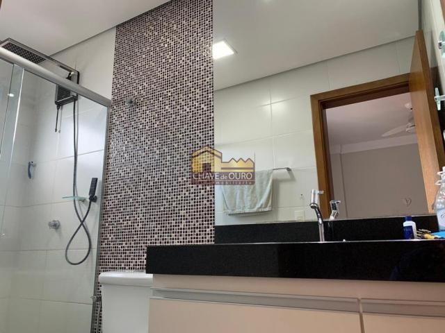 Apartamento à venda, 4 quartos, 2 vagas, Santa Maria - Uberaba/MG - Foto 19