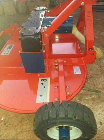 Plaina rotativa / Niveladora Miac NR 18