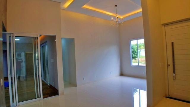 Casa 3 Suítes + Escritório, 183 m² c/ lazer no Condomínio Mirante do Lago - Foto 6