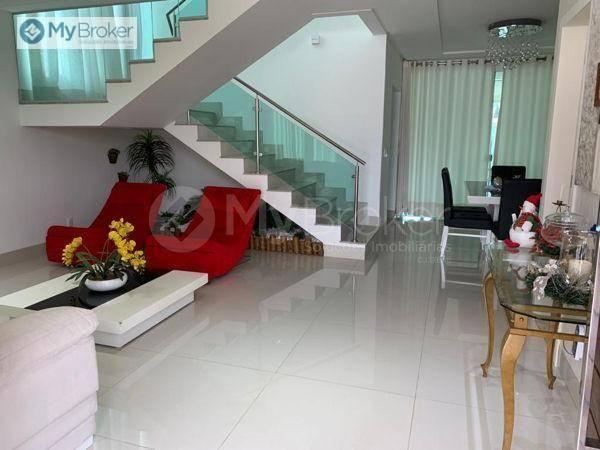 Sobrado com 4 dormitórios à venda, 283 m² por R$ 1.350.000,00 - Setor Andréia - Goiânia/GO - Foto 3