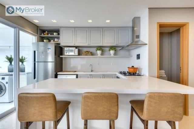 Apartamento com 3 dormitórios à venda, 107 m² por R$ 677. - Setor Bueno - Goiânia/GO - Foto 3